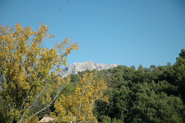 Le massif de la Sainte Victoire